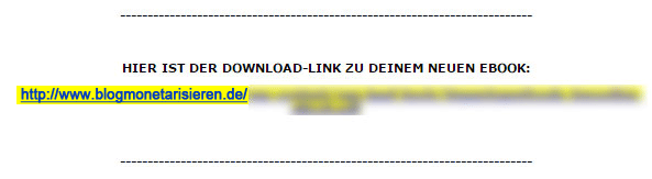 danke-downloadllink