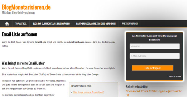 emailformular-sidebar